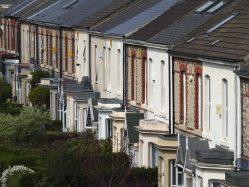 Photo: terraced housing