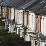 Photo: terraced housing