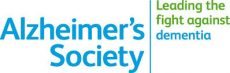 Text logo: Alzheimer's Society