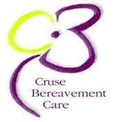 Text logo: Cruse Bereavement Care