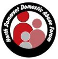 Text logo: Domestic Abuse Freefone