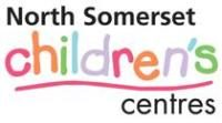 Text logo: North Somerset Children's Centres