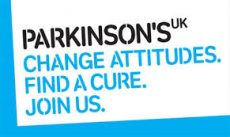 Text logo: Parkinsons UK
