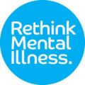Text logo: Rethink Mental Illness