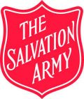 Text logo: Salvation Army
