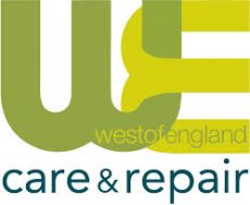 Text logo: West of England Care & Repair