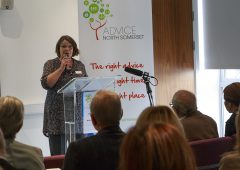 Photo: Advice North Somerset Conference