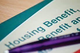 Photo: housing benefit