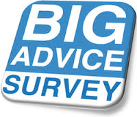 Logo of the Big Advice Survey