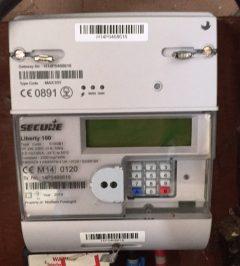 Photo: Smart meter