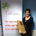 Photo: Vision North Somerset Go4IT award