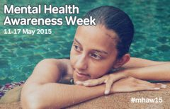 photo: Mental health awareness week 2015