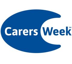 logo: Carers week
