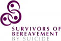 logo: Survivors of Bereavement by Suicide